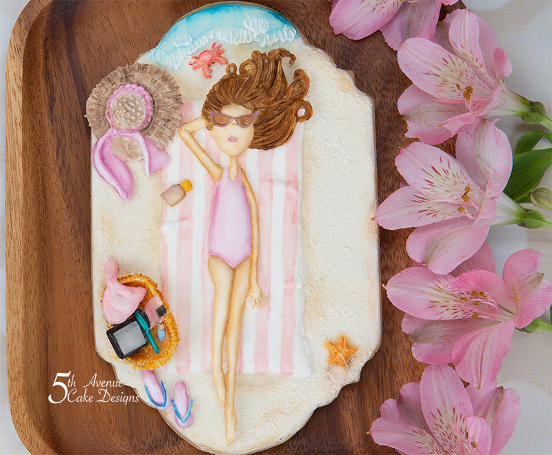 Last Days of Summer Cookie Course 🏖️👙🌞