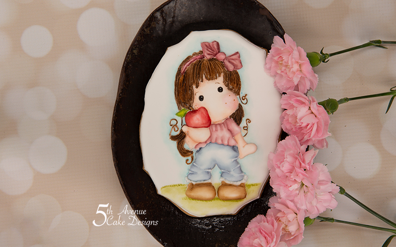 Back School Trudi Cookie Course 📚🖌️🖍️