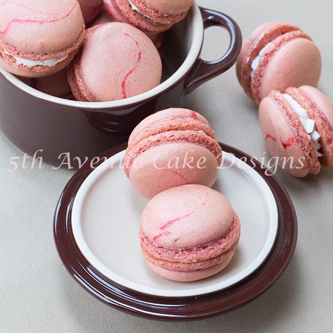 Macarons by Bobbie Noto