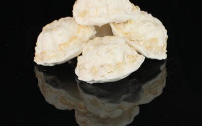 Framboise Meringue Marshmallow Cookies