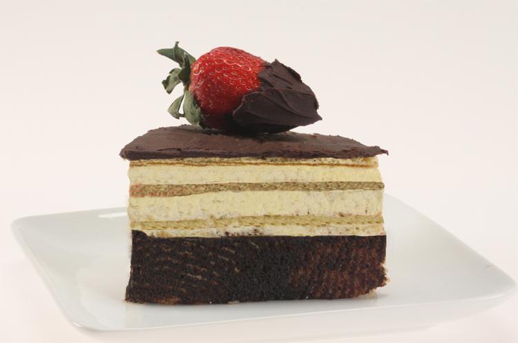 Le Gâteau pour les Amateurs: The Cake of Love