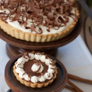 Be Still Brent&#8217;s Heart, It is A Chocolate Ricotta Crme Tart