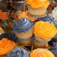 Fall Over Me Cupcakes