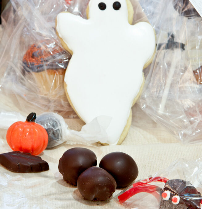 Trick or Treat, These Gift Bags are For You