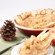 Christmas Almond Apple Pie; The Finale