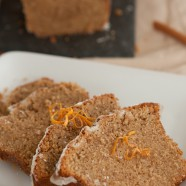 Thanksgiving Countdown, The Snack: Orange Spice Cake