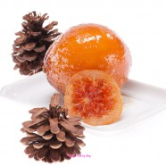 Glacé Whole Oranges