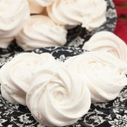 Almond Marshmallow Meringue; for the Oscars