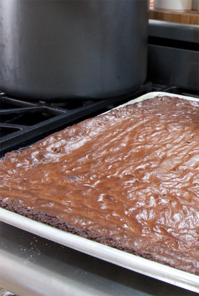 Decant Brownies Just Having Some Fun Bobbies Baking Blog