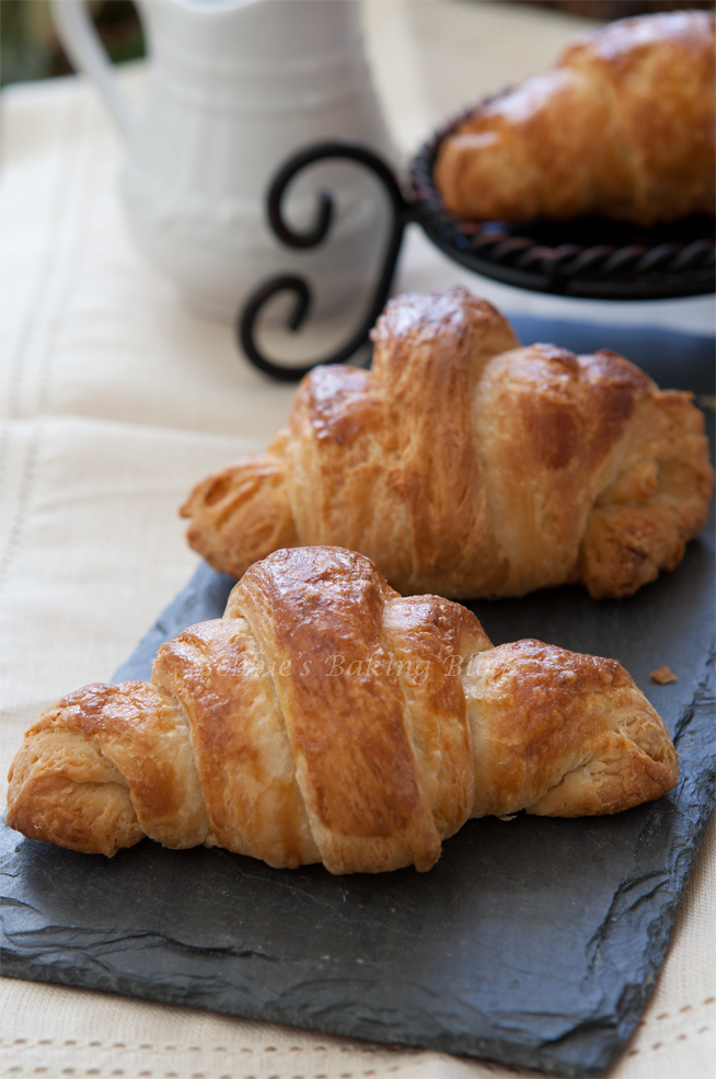 gluten free p te croissant perfect for passover bobbies. Black Bedroom Furniture Sets. Home Design Ideas