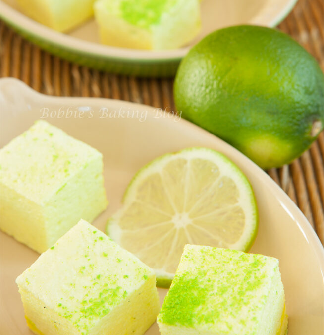 Oh My Guimaves, Key lime Pie Marshmallows