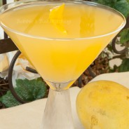 Mango Martini, Toast and Welcome Spring