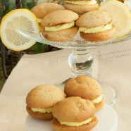 Vanilla-Yuzu Whoopie Pie