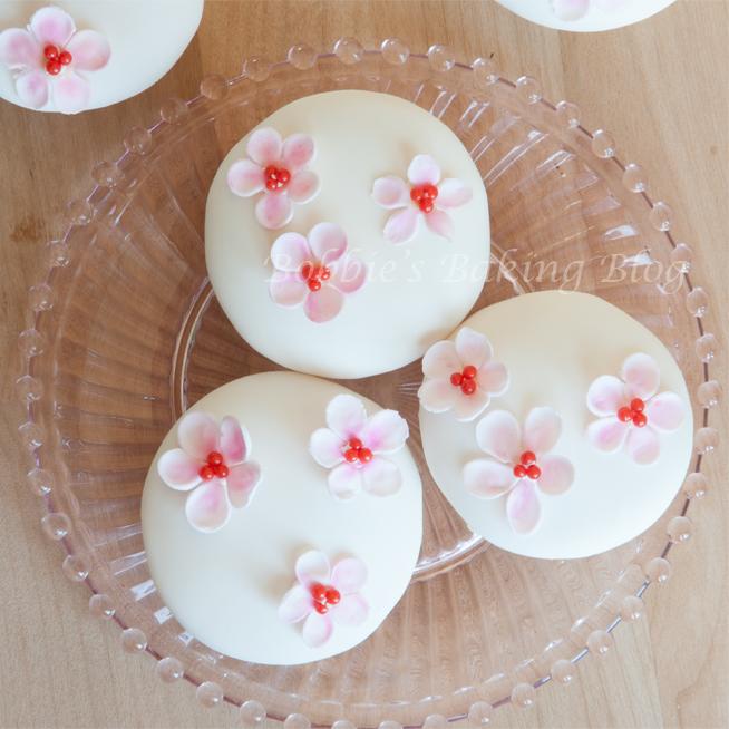 Cherry Blossom Cake Recipe