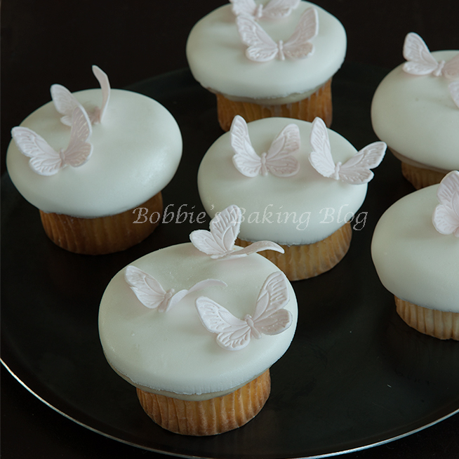 Butterfly Cutters Cake Decorating