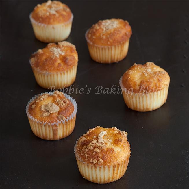Crème Cheese Muffins