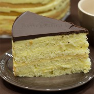 Boston Cream Pie: A Special Thanksgiving Dessert