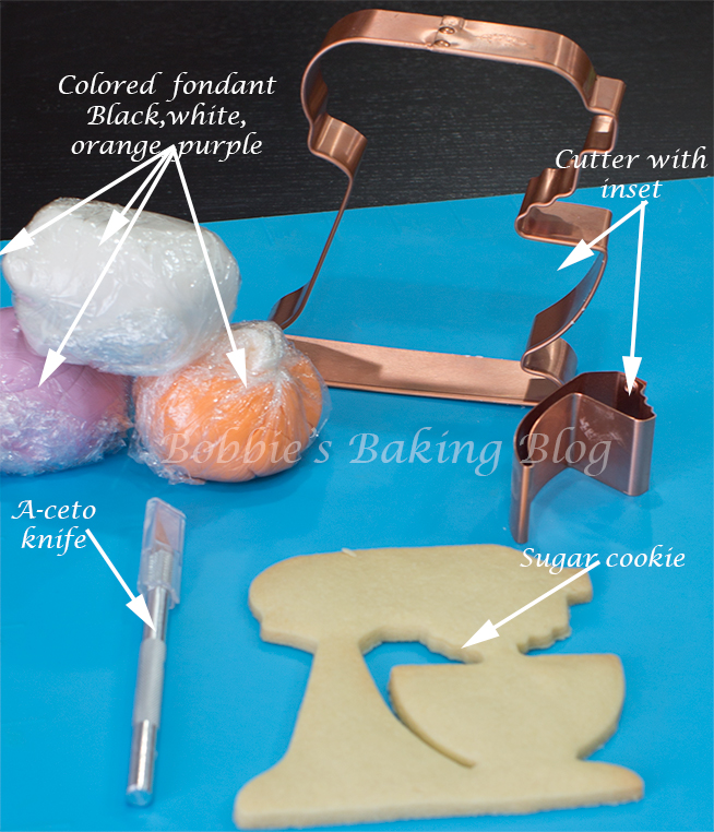 kitchenaid sugar cookie tutorial