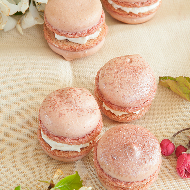 the secret to perfect french macarons