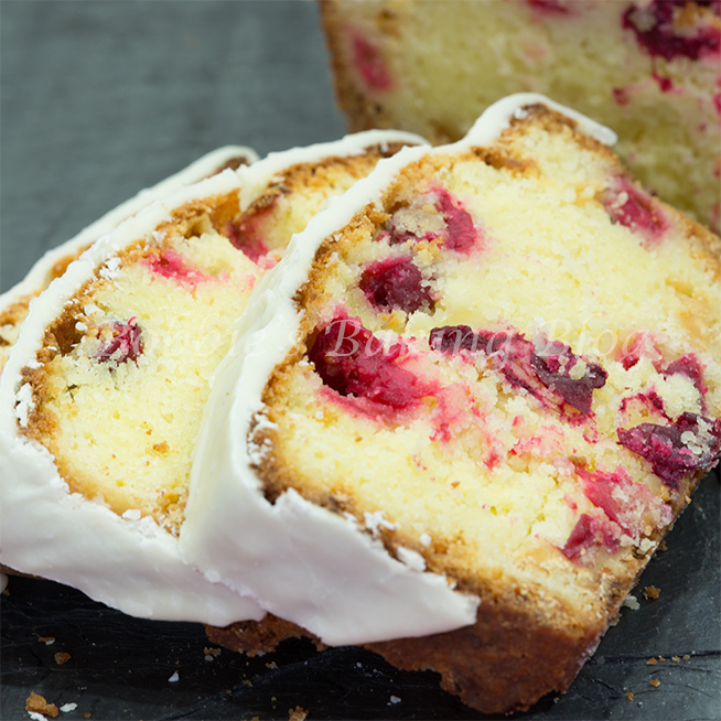 Cranberry White Chocolate Cake Recipe