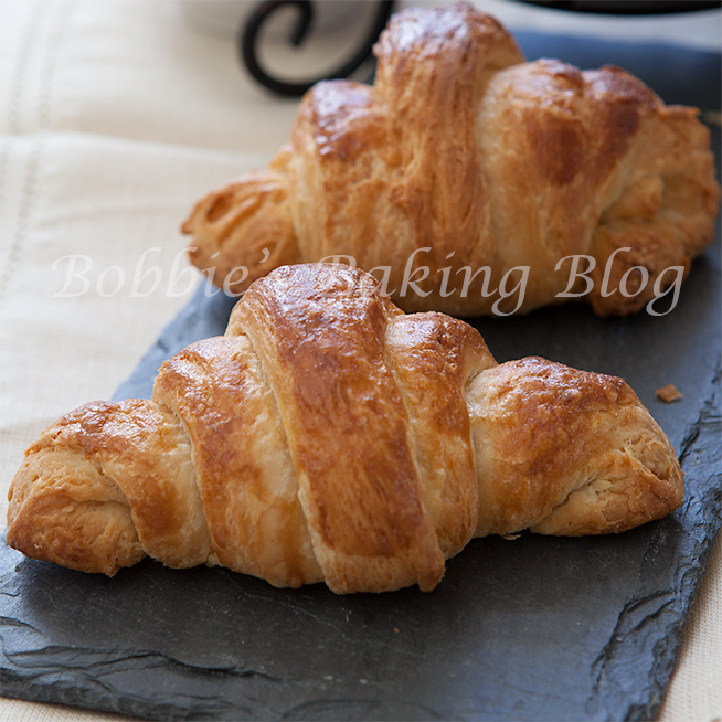 gluten free p te croissants bobbies baking blog. Black Bedroom Furniture Sets. Home Design Ideas