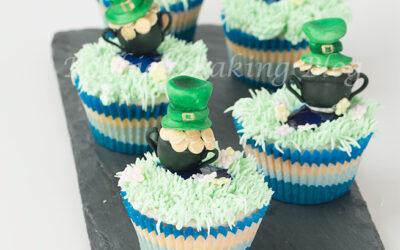 The Luck of the Irish, Crème de Menthe Cupcakes