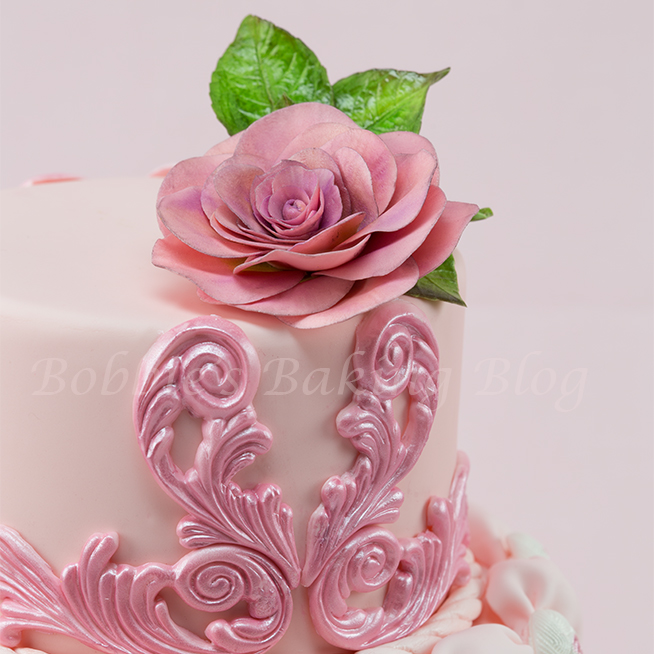 Sugar Paste Flower & Rose Tutorial