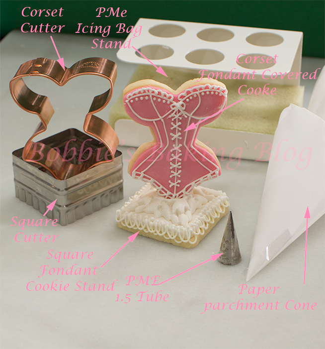 royal icing string work tutorial