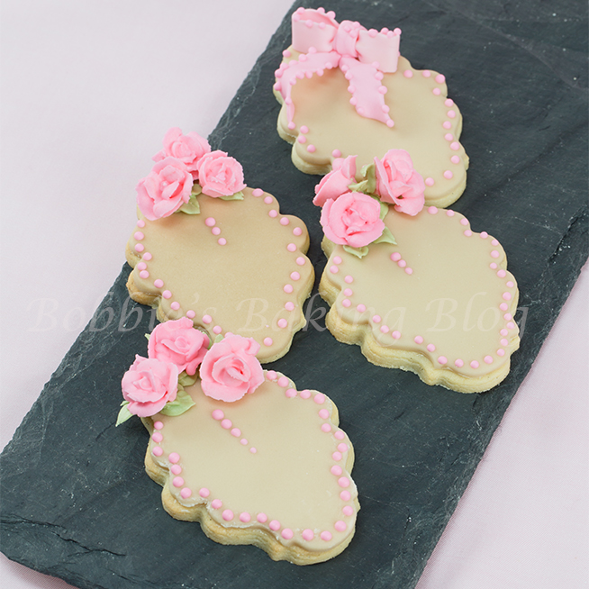 how to royal icing piped roses to how to sugar paste roses tutorial