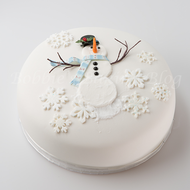 Snowman Cake Decorating Ideas