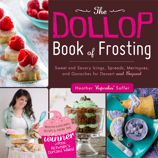 Heather Saffer joins Bobbie's baking blog