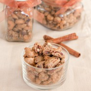 Candied Spice Nuts