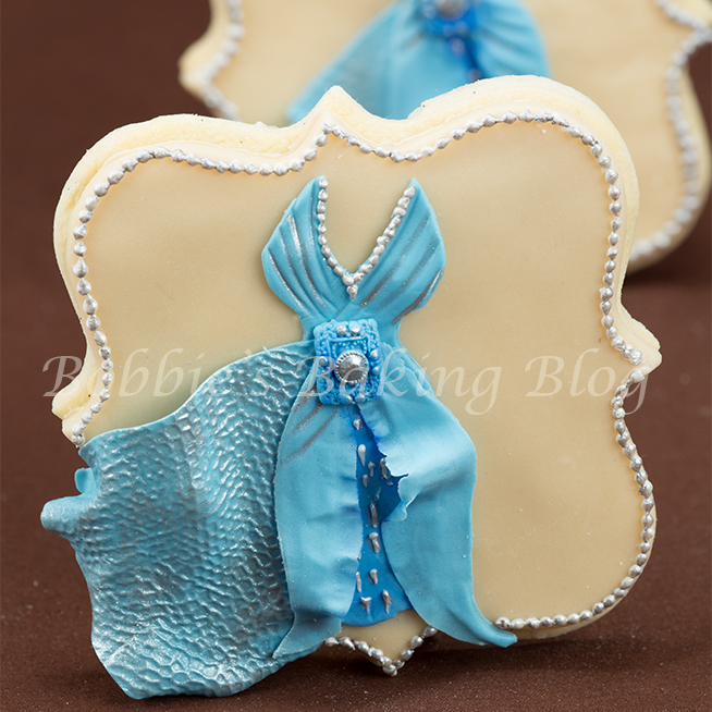 nicolas jebran fashion inspired fondant and royal icing cookie/cake