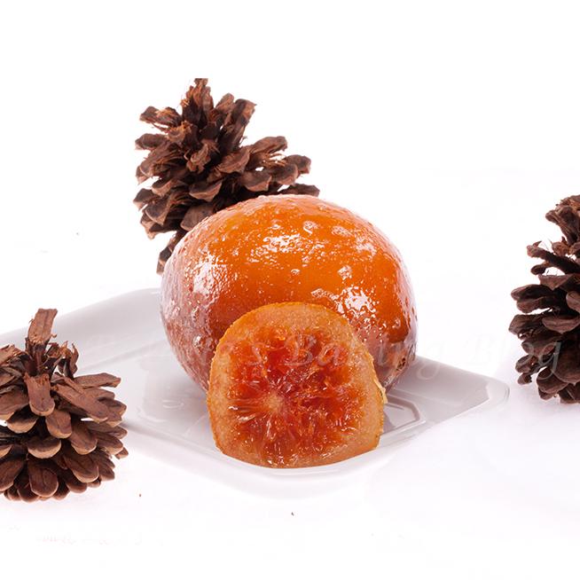 glacé oranges & citron recipe-tutorial