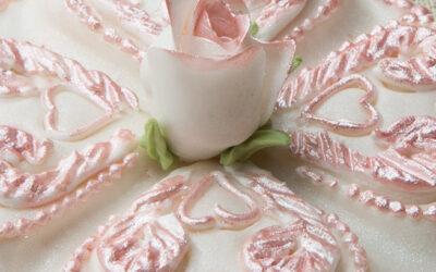 No Cutter Gumpaste Rose Class