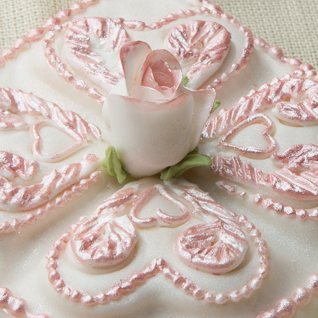 learn how to make sugar roses with out cutters