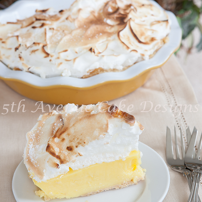 how to make lemon meringue pie