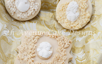 How to Make Bas Relief on a Sugar Cookie