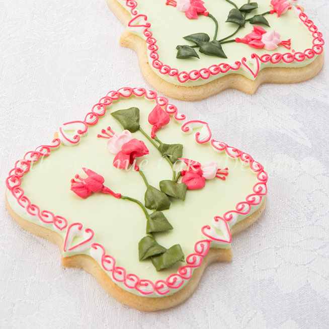 Mother's day Cookies by Bobbie Noto