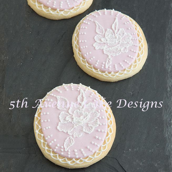 Wedding Cookies By Bobbie Noto